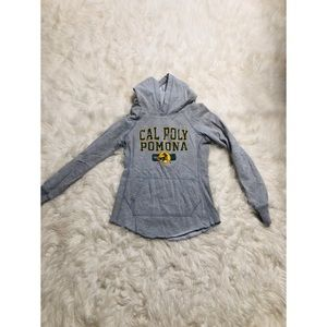 Sweaters - Cal Poly Pomona Fitted Pullover